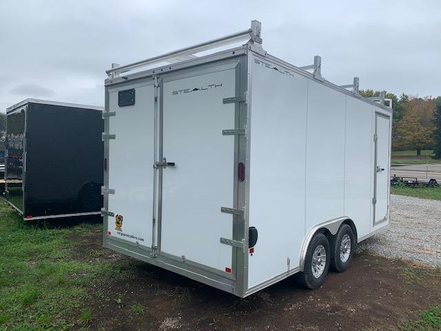 2020 Outlaw Trailers 8 x 16 Enclosed Cargo Trailer