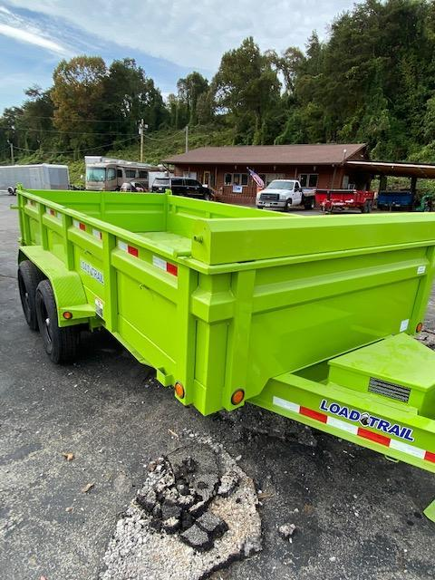 2021 Load Trail 83'' x 14' Dump Trailer