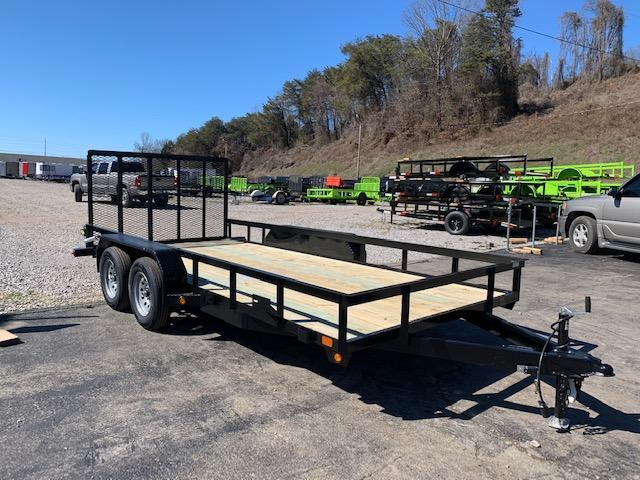 2021 Gatormade Trailers 16' Utility Trailer