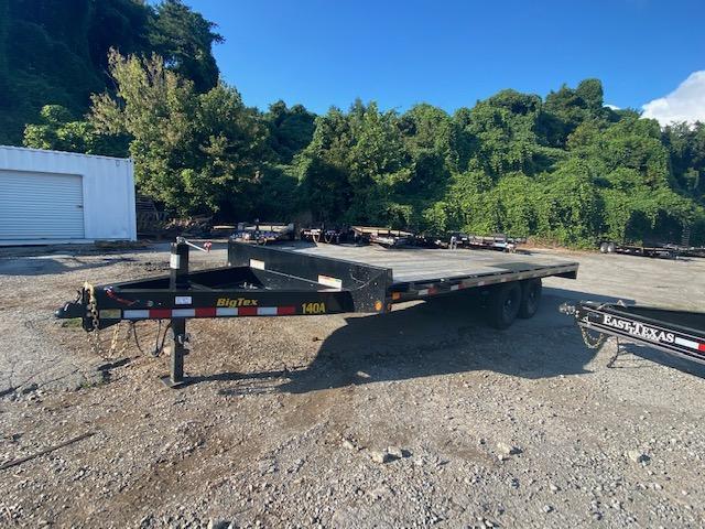 2020 Big Tex  20' Deckover Equipment Trailer