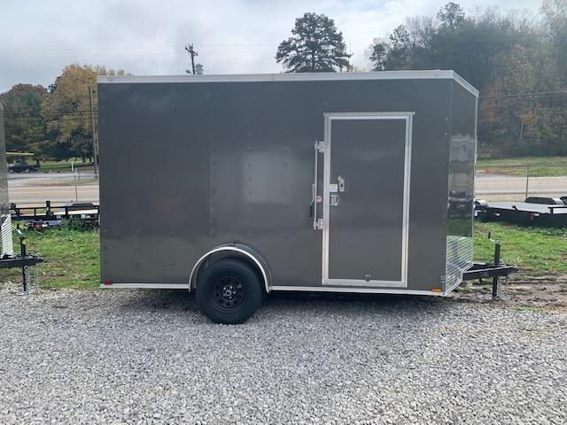 2021 Outlaw Trailers 7' x 12' SA Enclosed Trailer Enclosed Cargo Trailer