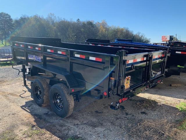2021 Load Trail 7' x 16' LOADTRAIL Dump Trailer- 14000 GVWR Dump Trailer