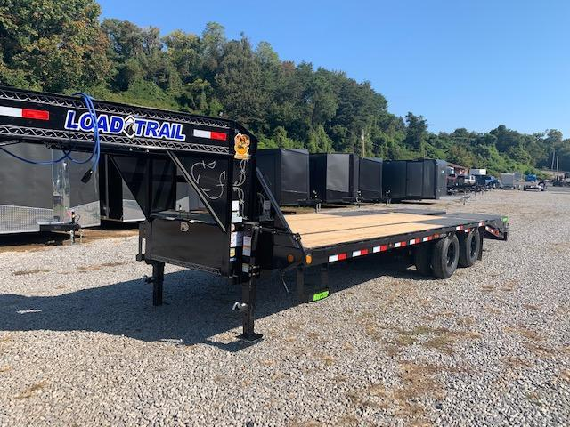 "2021 Load Trail 102"" x 25' Deck-Over Gooseneck Equipment Trailer"