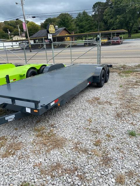 2021 Outlaw Trailers 7' x 24' Car Hauler Car / Racing Trailer