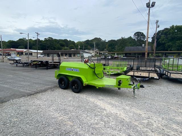 2022 Load Trail 11' 550 Gallon Tanker Equipment Trailer