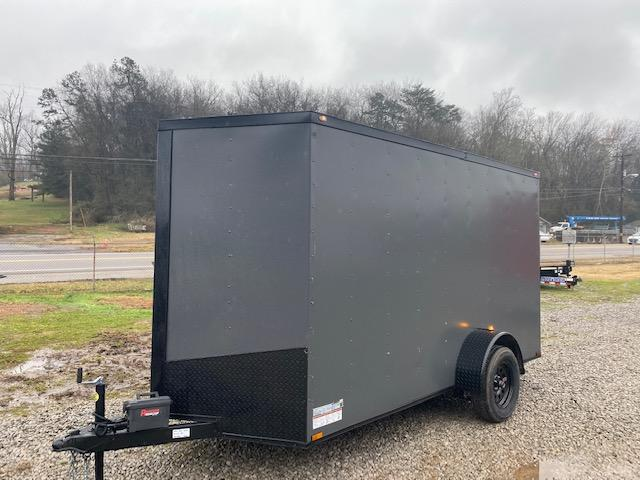 2021 Outlaw Trailers 6x12 Enclosed Cargo Trailer