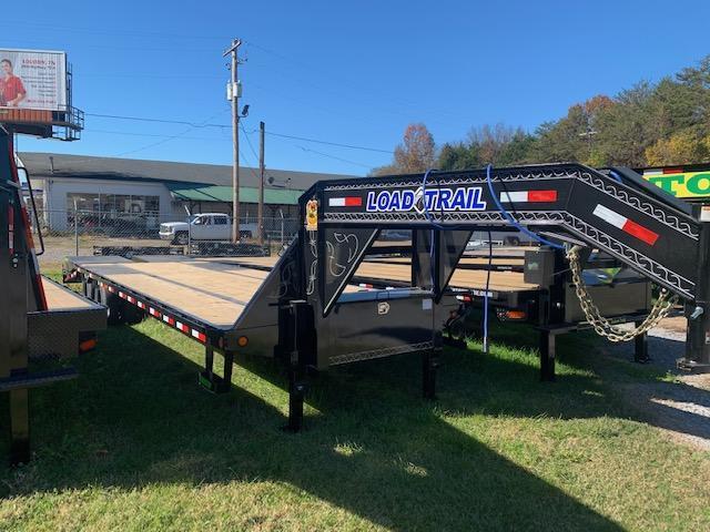 2021 Load Trail 102''x30' GOOSENECK Equipment Trailer