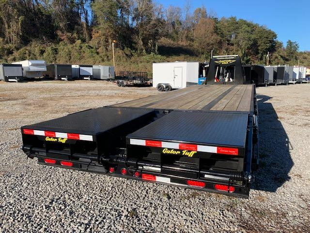 "2021 Gatormade Trailers 102"" x 30' 25900 GVWR Gooseneck Equipment Equipment Trailer"