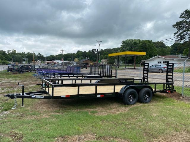 2021 Outlaw Trailers 20' Utility Trailer