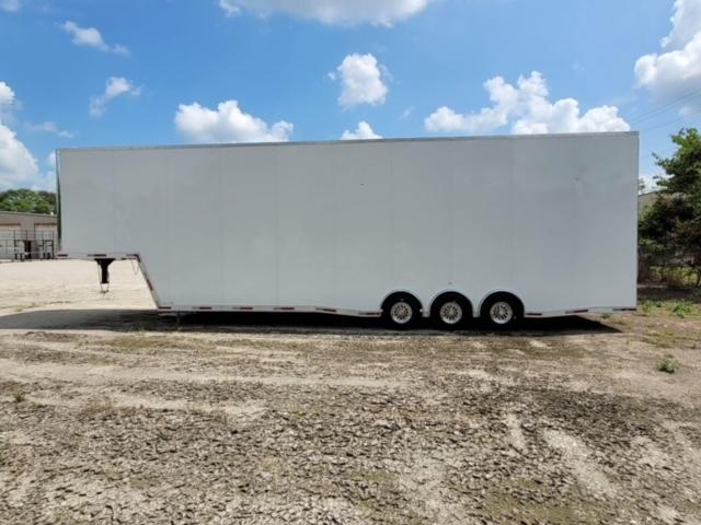 2022 Outlaw Trailers 8.5 x 40 Gooseneck Stacker Enclosed Cargo Trailer