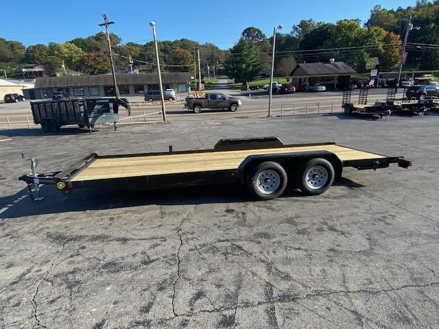 2021 Outlaw Trailers 102'' x 20' Car Hauler