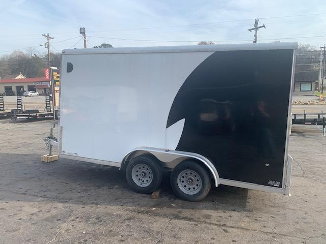 2019 Outlaw Trailers 7.5x14 Enclosed Cargo Trailer