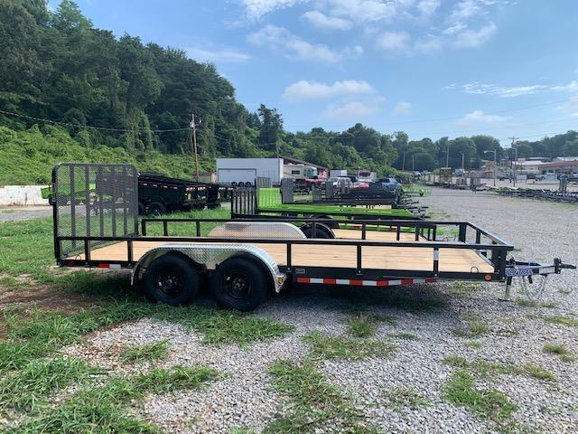 "2020 Load Trail 83"" x 18' 7000 GVWR Utility Trailer"