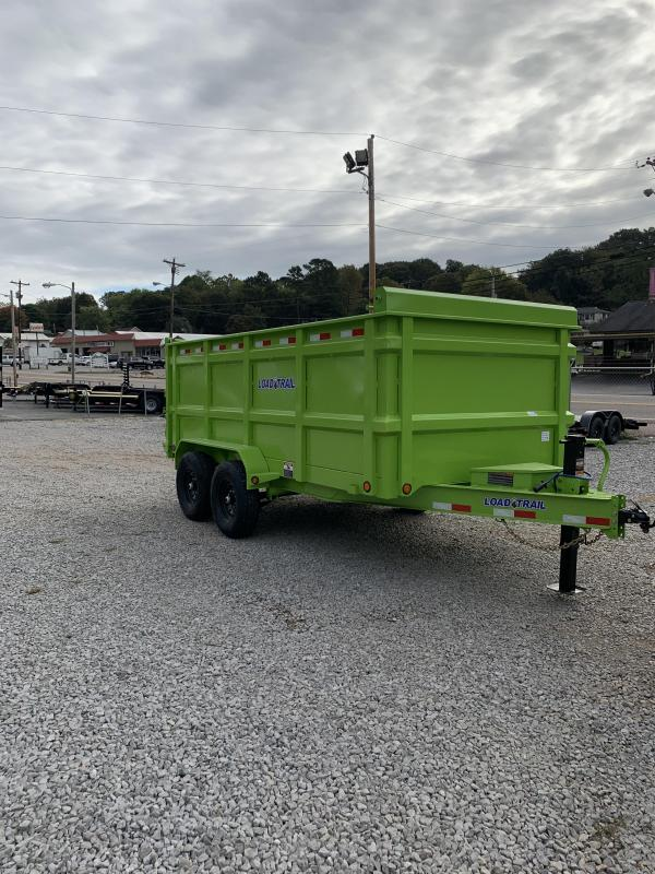 2021 Load Trail 7'x14' Dump Trailer