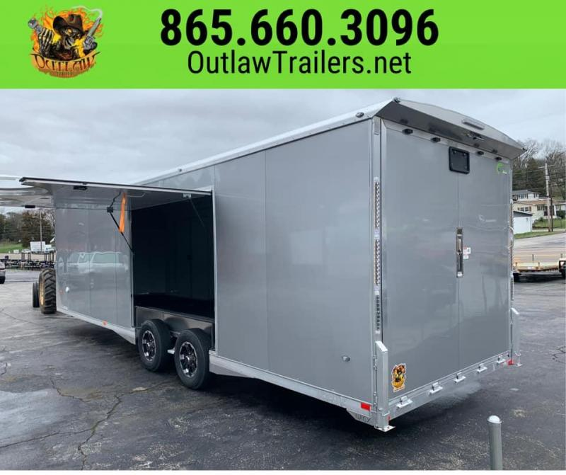 2020 NEO Trailers Liberator Enclosed Cargo Trailer