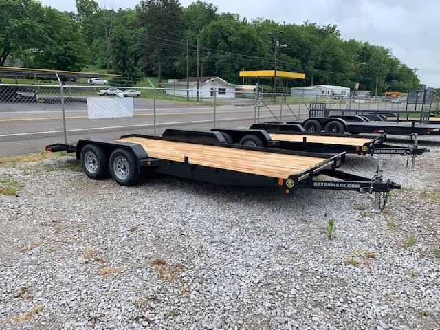 2020 Gatormade Trailers 7' x 20 Wood Floor Car Hauler- 7000 GVWR Car / Racing Trailer