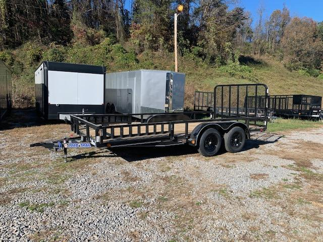 2021 Load Trail 7' x 16' Utilty Trailer- 7000 GVWR Utility Trailer