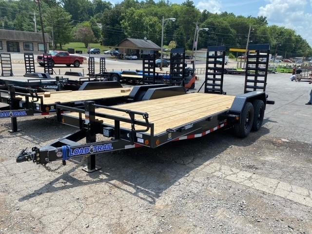 2021 Load Trail 83'' x 18' Equipment Trailer