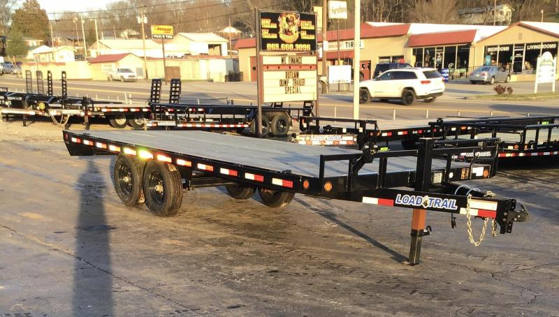 2019 Load Trail Equipment trailer Equipment Trailer