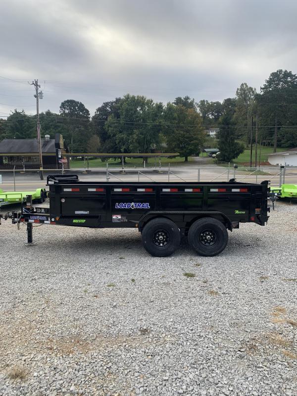 2021 Load Trail 7' x 14' Dump Trailer Dump Trailer