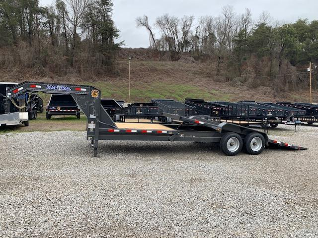 "2020 Load Trail 83"" x 24' Tilt N Go Gooseneck Equipment Trailer"
