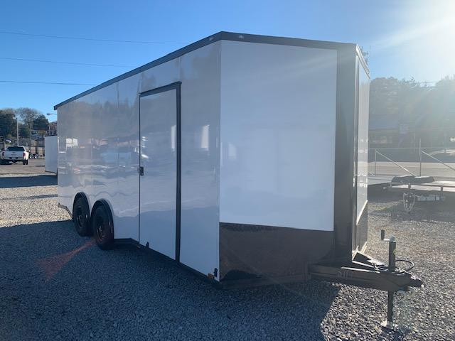 2021 Outlaw Trailers 8.5' x 20' Torsion Spread Axle-10K Enclosed Cargo Trailer