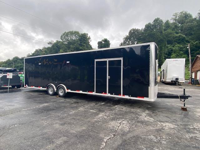 2022 Outlaw Trailers 32' Late Model Hauler Enclosed Cargo Trailer