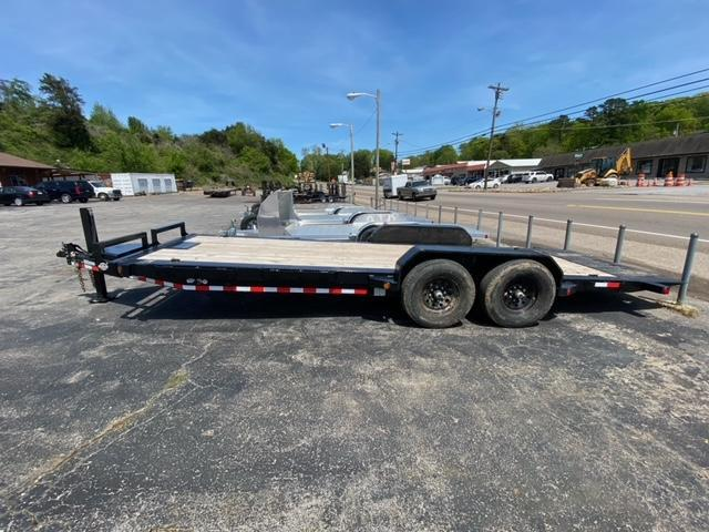 2021 Iron Bull 81'' x 22' Equipment Trailer