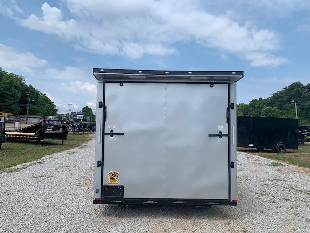 2020 Outlaw Trailers 8.5' x 24' torsion spread axle 9990 GVWR Enclosed Cargo Trailer