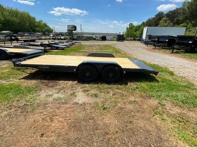 2021 Lamar Trailers 18' Wood Floor Car / Racing Trailer