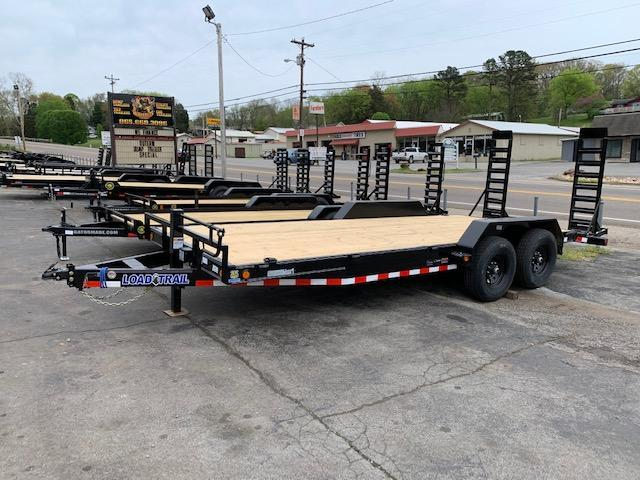 "2020 Load Trail 83"" x 20' 14000 GVWR Equipment Trailer Equipment Trailer"
