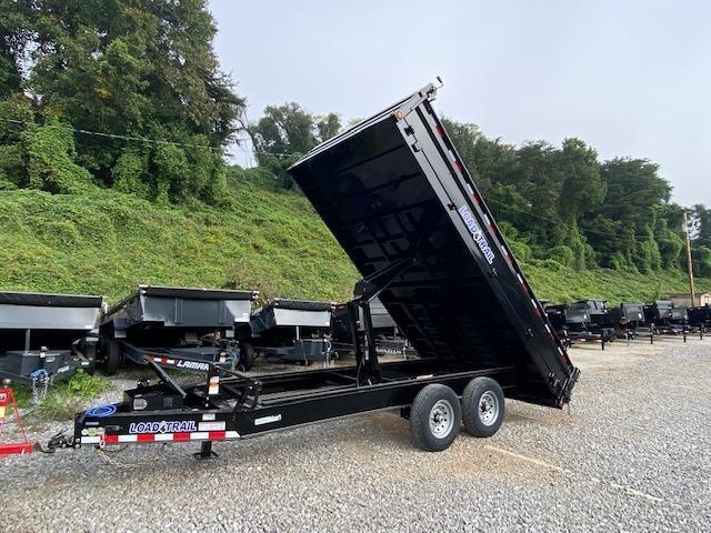2022 Load Trail 96'' x 16' Dump Trailer