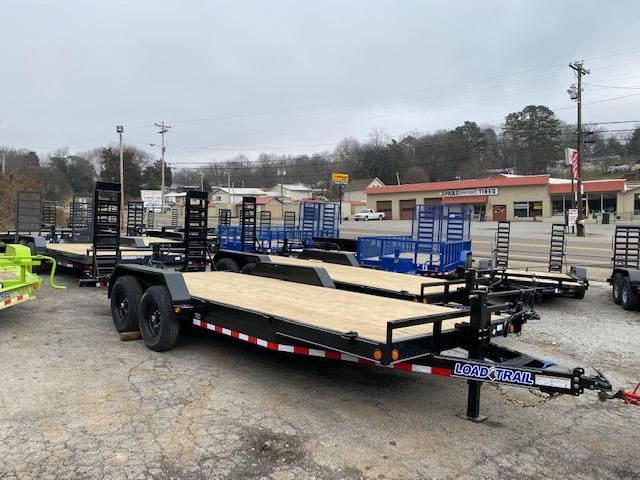 2021 Load Trail 20' 14k Equipment Trailer