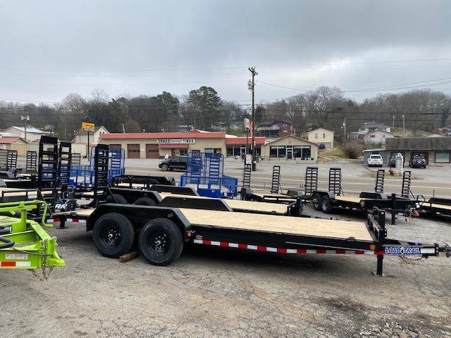 2021 Load Trail 20' 14k Equipment Trailer