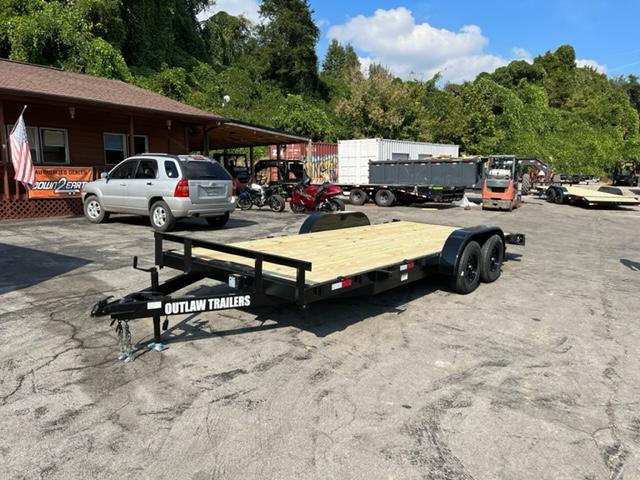 2022 Outlaw Trailers 20' Car / Racing Trailer