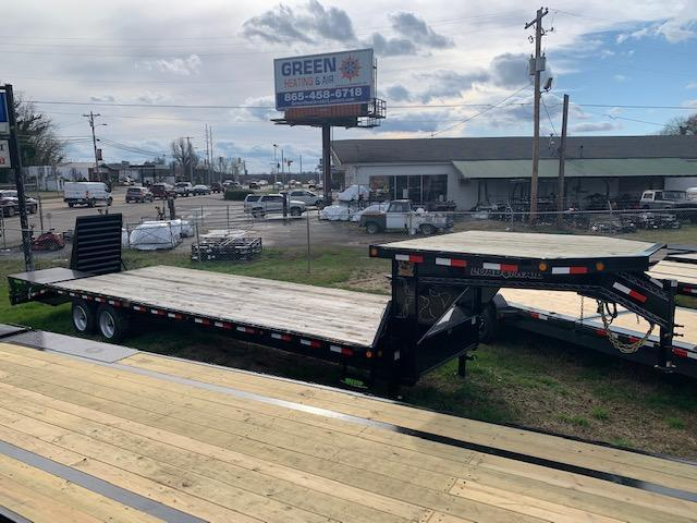 2019 Load Trail 25+5 GOOSE NECK Equipment Trailer