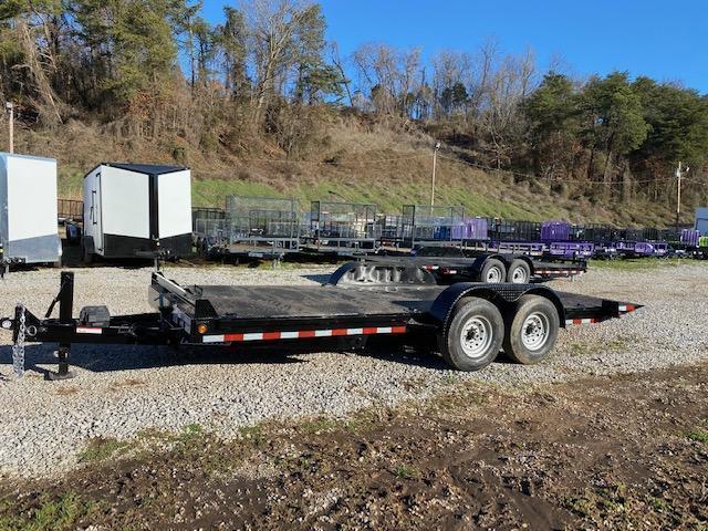 2021 Hawke Trailers 20' 15k Tilt Car / Racing Trailer