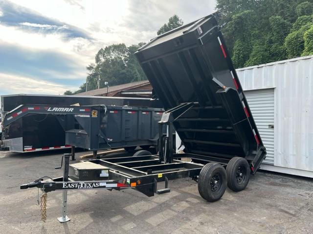 2021 East Texas 77'' x '12 Dump Trailer