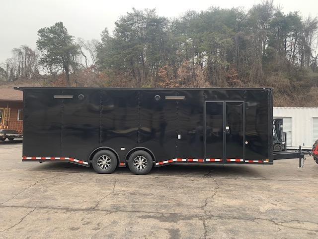 2021 Outlaw Trailers 8.5x26 Enclosed Cargo Trailer