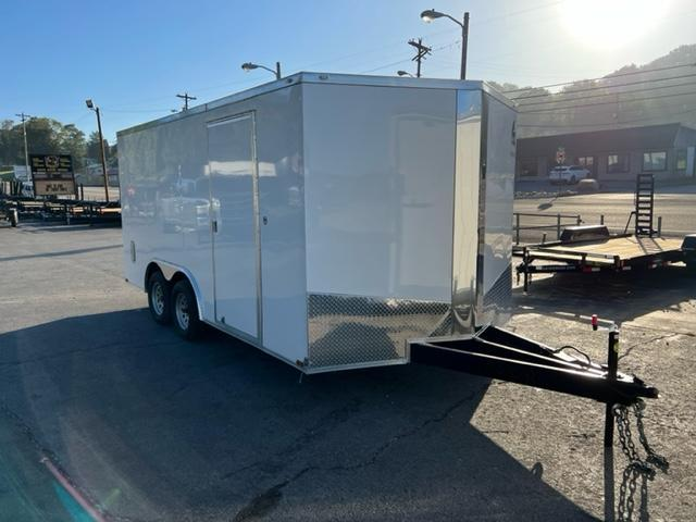 2022 Outlaw Trailers 8.5 x 16 Enclosed Cargo Trailer