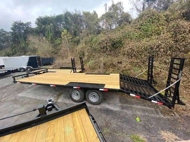 202 Bushtec 102'' x 25' Equipment Trailer
