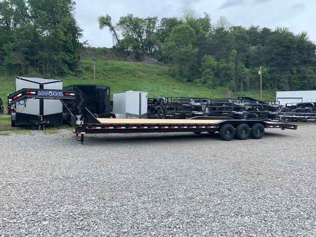 "2020 Load Trail 102"" x 36' Triple Axle D/O Fender Gooseneck CH Car / Racing Trailer"