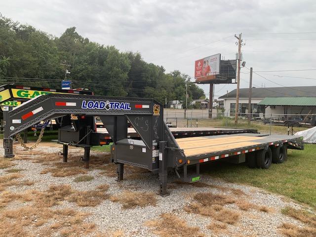 "2021 Load Trail 102"" X 25' Gooseneck Equipment Trailer Equipment Trailer"