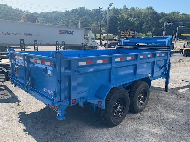 2021 Load Trail NEW 2021 LOADTRAIL 7' x 14' 14000 GVWR Dump Trailer
