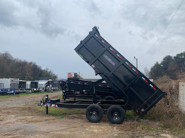 2021 Load Trail 7'x14' Dump Trailer