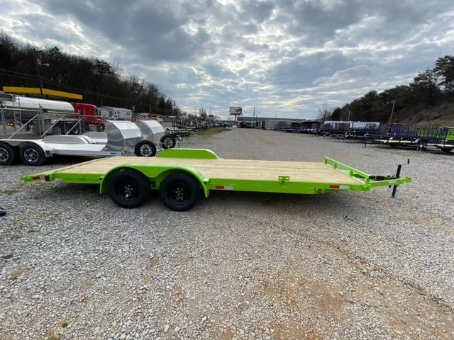 2021 Outlaw Trailers 7x20 Car / Racing Trailer