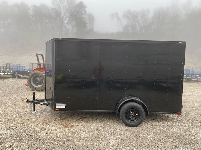 2021 Outlaw Trailers 6 x 12 Enclosed
