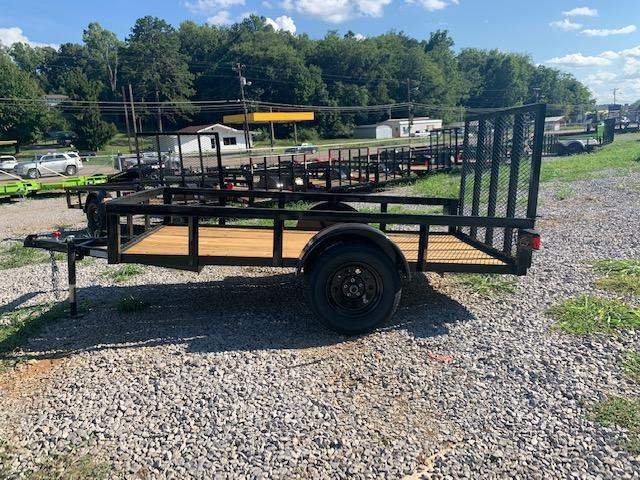 "2020 Outlaw Trailers 5' x 10' SA ""TUBE TOP"" Utility Trailer"