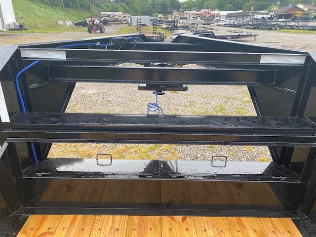 2021 Load Trail 102'' x 40' Gooseneck Equipment Trailer
