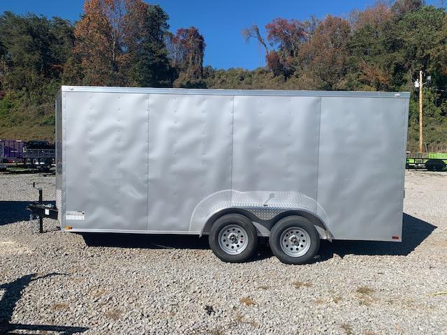 2021 Owens Trailers 7x16 Enclosed Cargo Trailer
